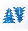 Albero di Natale Colorato - #Stelle e Palle Azzurro 2
