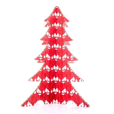Albero di Natale Colorato - #Palline Rosso 1
