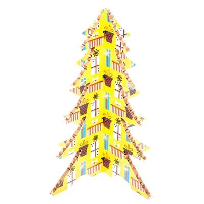 #PuntoService - Albero di Natale Colorato - #Pacchi Giallo_5