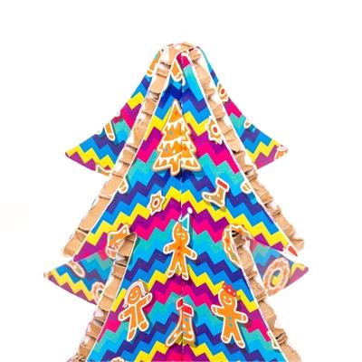 #PuntoService - Albero di Natale Colorato - #Pan di Zenzero_4