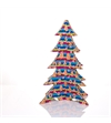 #PuntoService - Albero di Natale Colorato - #Pan di Zenzero_6