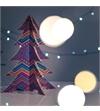 #PuntoService - Albero di Natale Colorato - #Etnico_1
