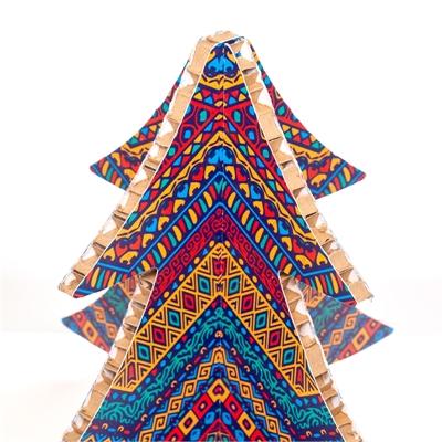 #PuntoService - Albero di Natale Colorato - #Etnico_5