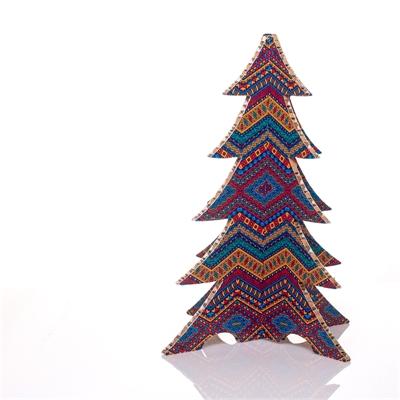 #PuntoService - Albero di Natale Colorato - #Etnico_6