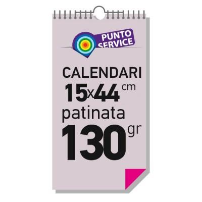 Calendari da parete 15x44 cm