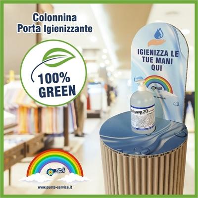Colonnina Green 4