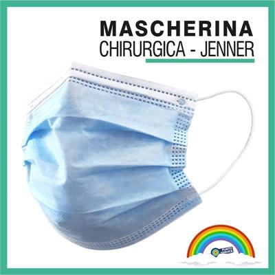 Mascherina Chirurgica Jenner 1