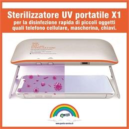 Sterilizzatore portatile UV X1 - 1
