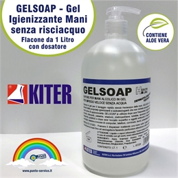 GEL SOAP 1 Litro