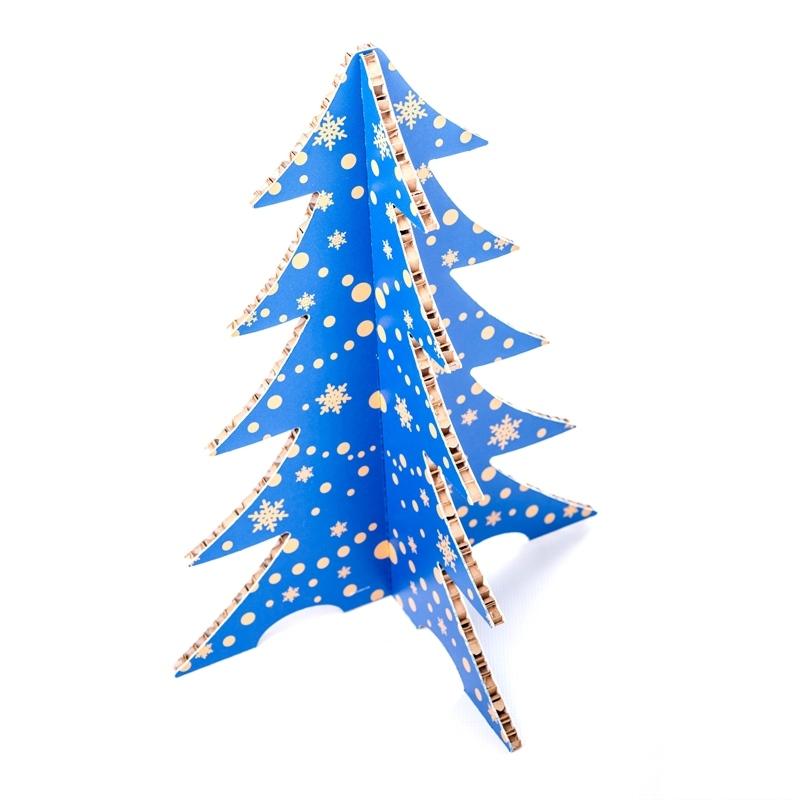 Albero di Natale Colorato - #Stelle e Palle Azzurro 1