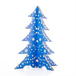 Albero di Natale Colorato - #Stelle e Palle Azzurro 3