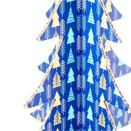 Albero di Natale Colorato - #Alberelli Blu 3