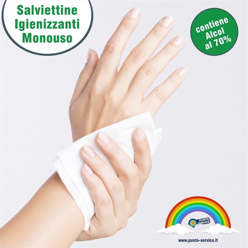 Salviettine Igienizzanti 1