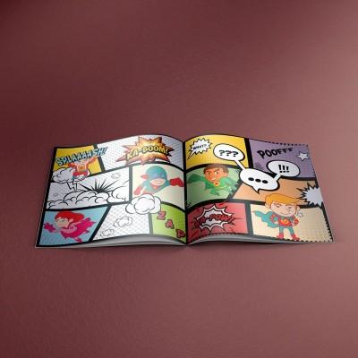 Booklet 15x15 115 gr