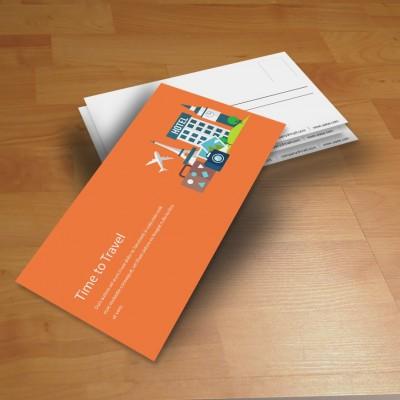 Cartoline 9,8x21 cm