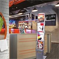 Porta Depliant, Brochure e Bigliettini da Visita